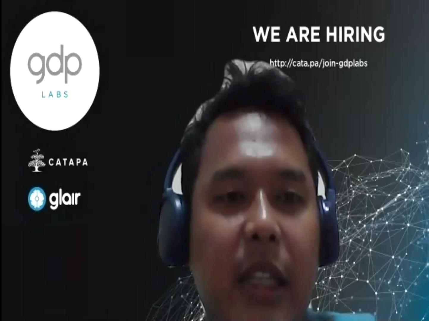 Kuliah tamu Teknik Informatika bersama GDP Labs Indonesia
